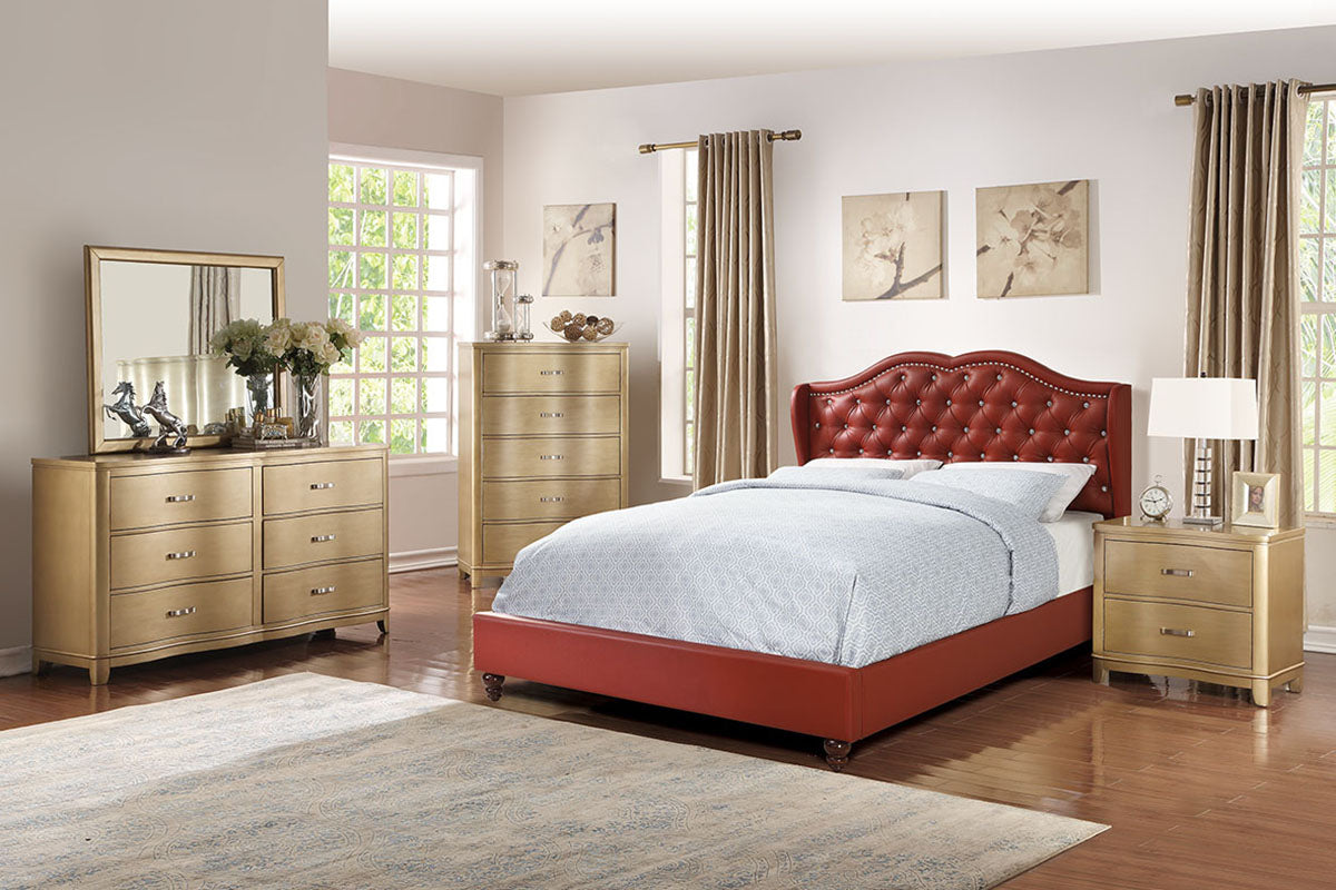 F9366F Bedroom Full Size Bed
