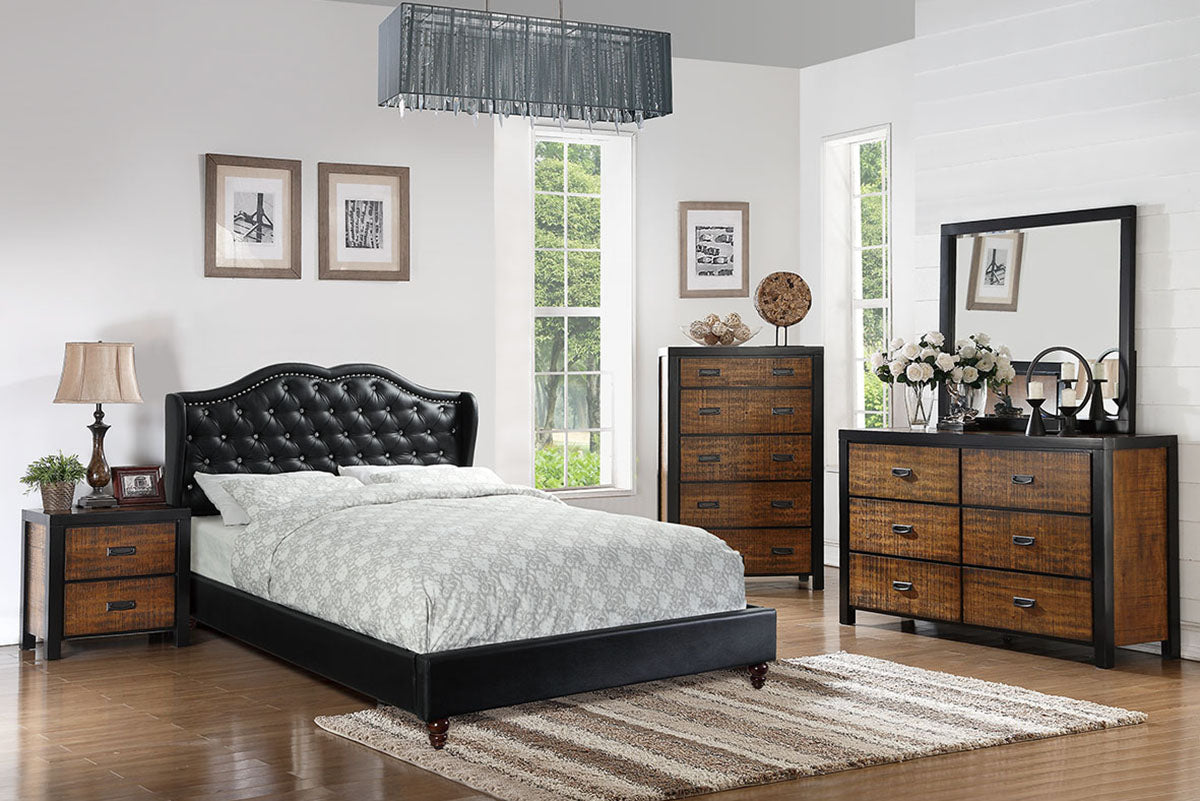 F9368Q Bedroom Queen Bed