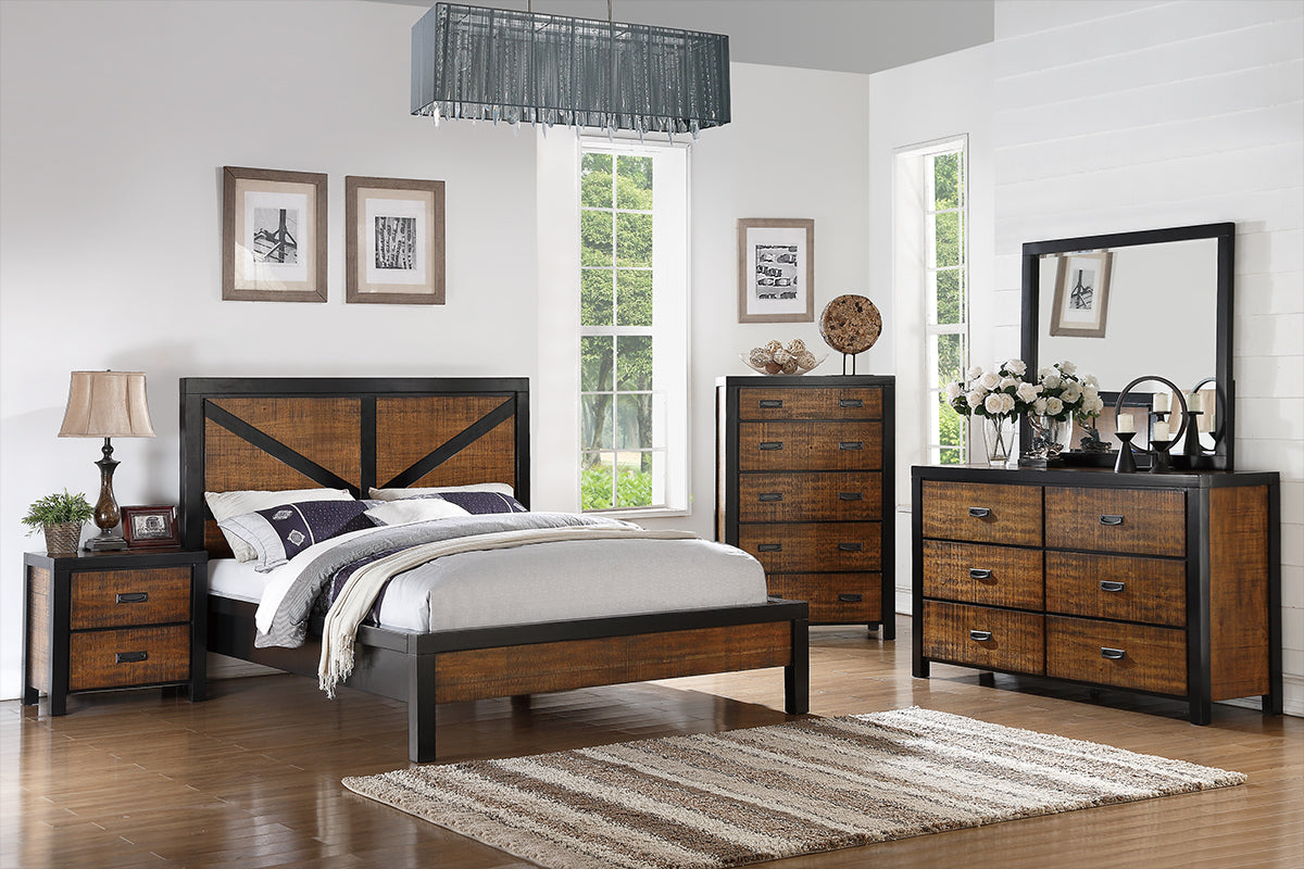 F9370Q Bedroom Queen Bed