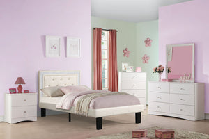 F9374T Bedroom Twin Size Bed