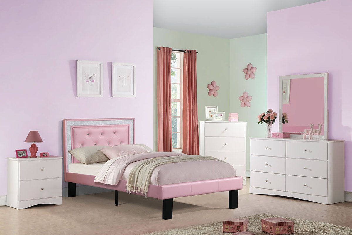 F9375T Bedroom Twin Size Bed