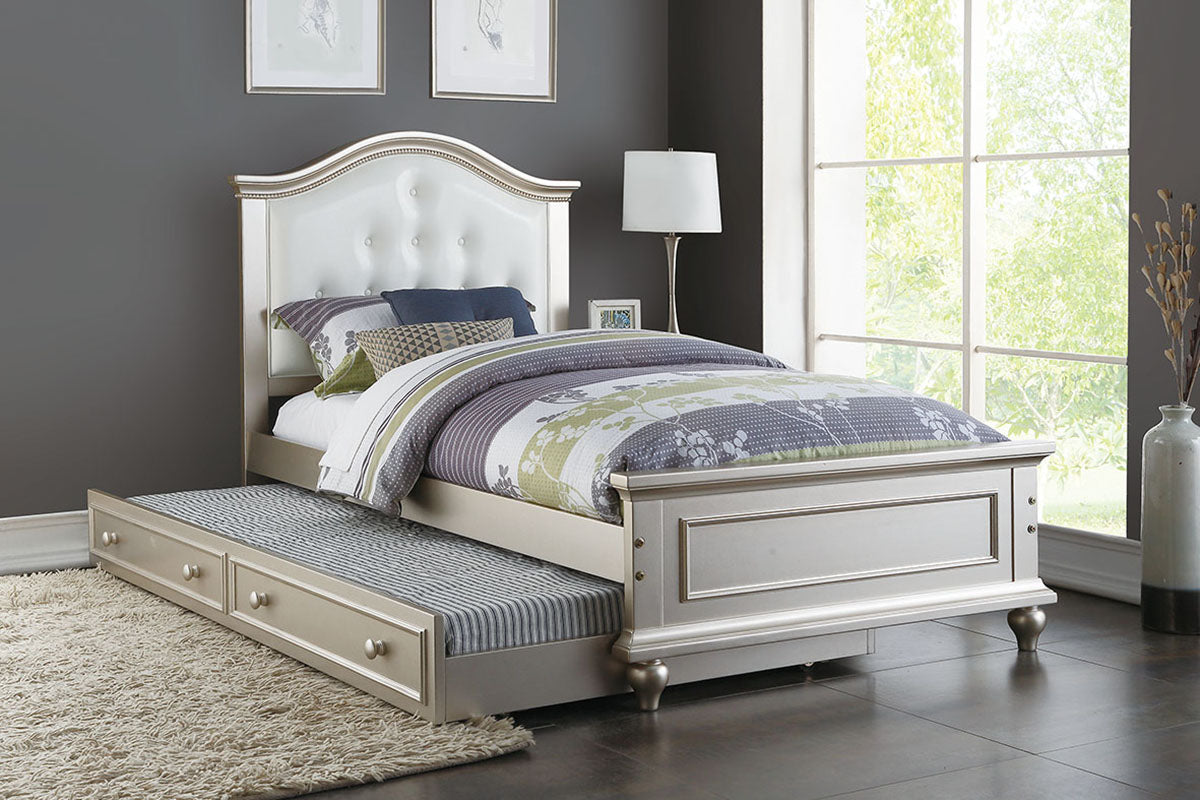 F9378 Bedroom Twin Size Bed