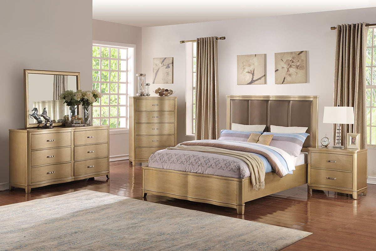 F9382EK Bedroom Eastern King Bed