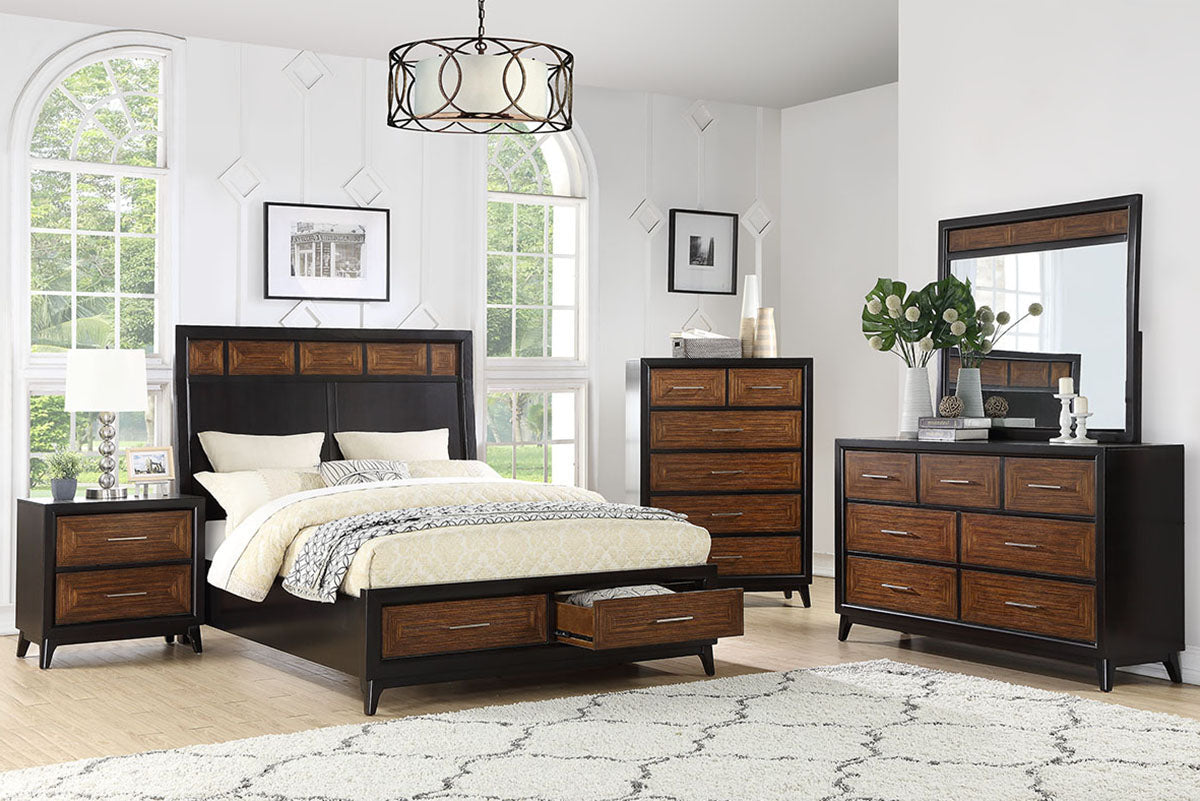 F9383CK Bedroom Calif. King Bed