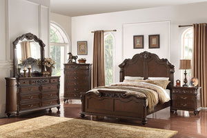 F9385Q Bedroom Queen Bed