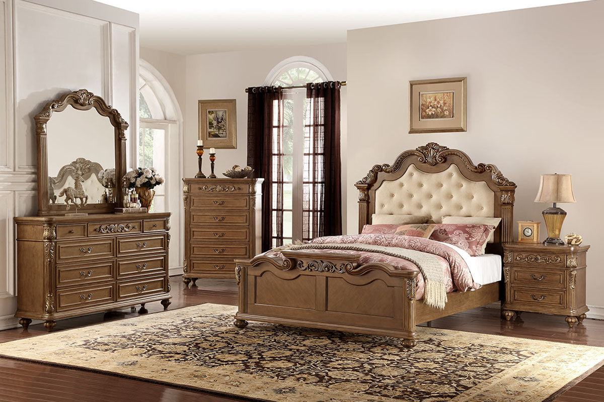 F9388CK Bedroom Calif. King Bed