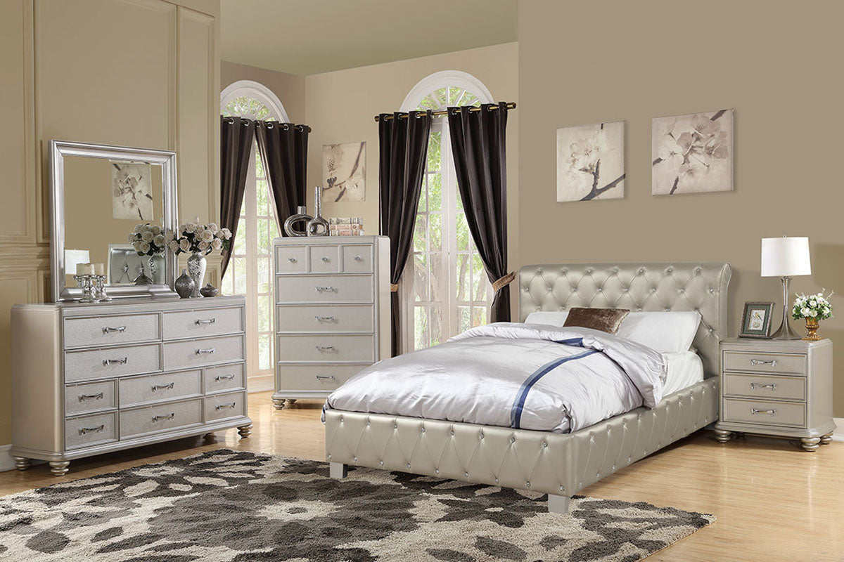 F9389CK Bedroom Calif. King Bed