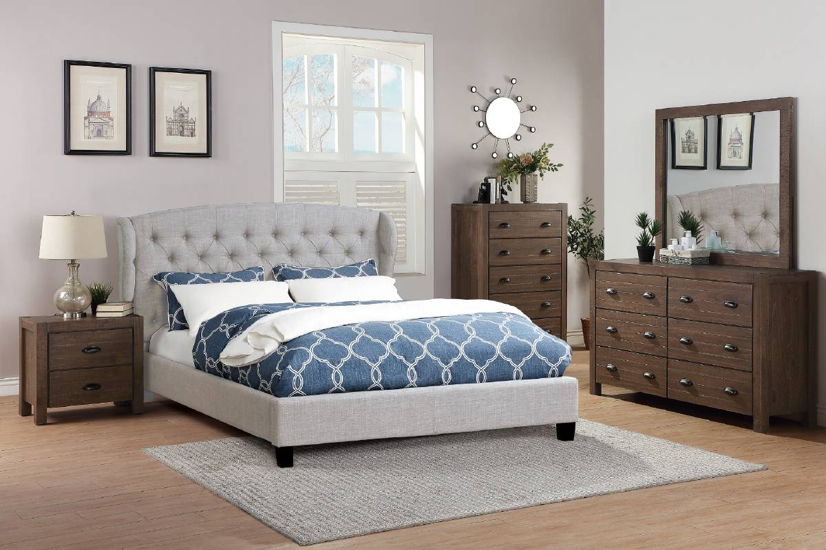 F9438CK Bedroom California King Bed
