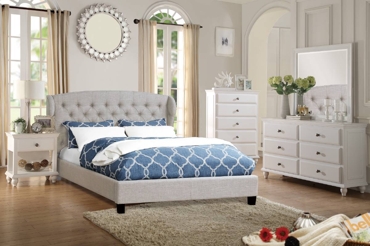 F9438Q Bedroom Queen Bed