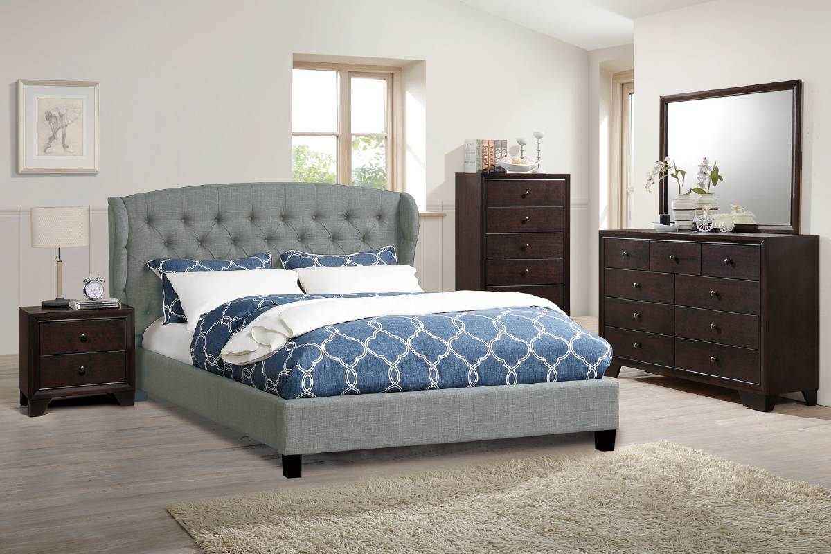 F9439CK Bedroom California King Bed