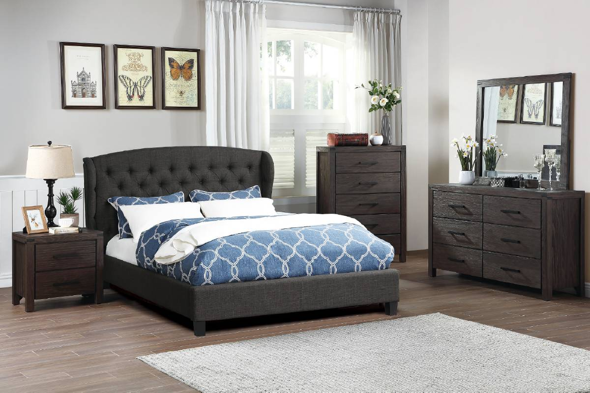 F9440EK Bedroom Eastern King Bed