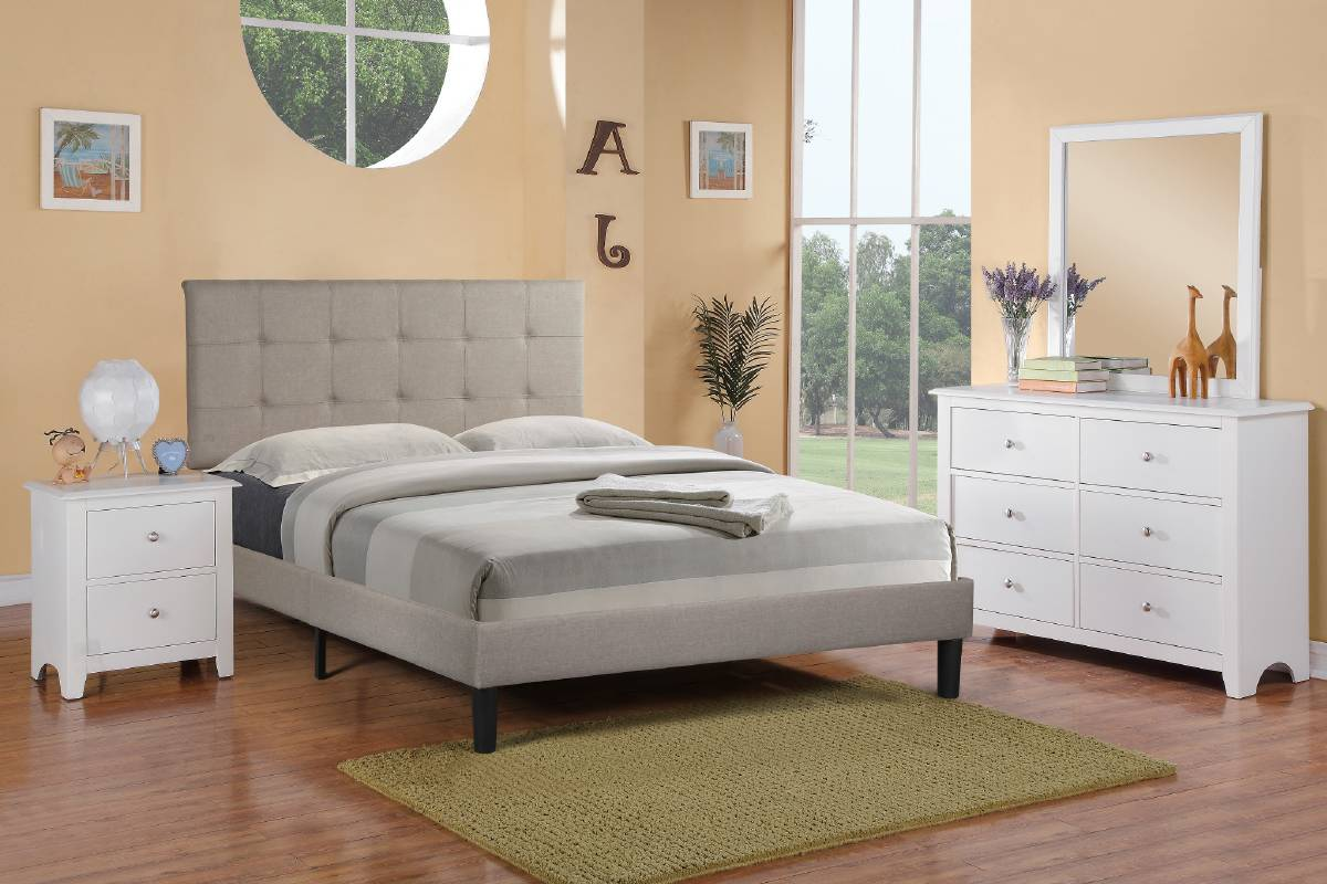 F9446F Bedroom Full Bed