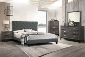 F9537CK Bedroom California King Bed