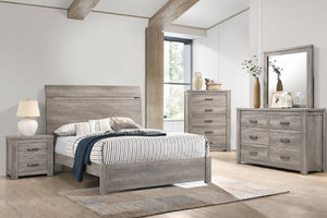 F9543CK Bedroom California King Bed