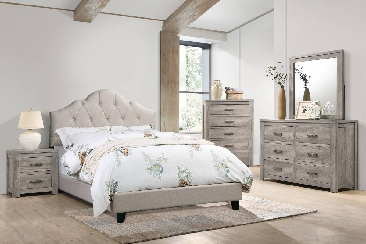 F9543EK Bedroom Eastern King Bed