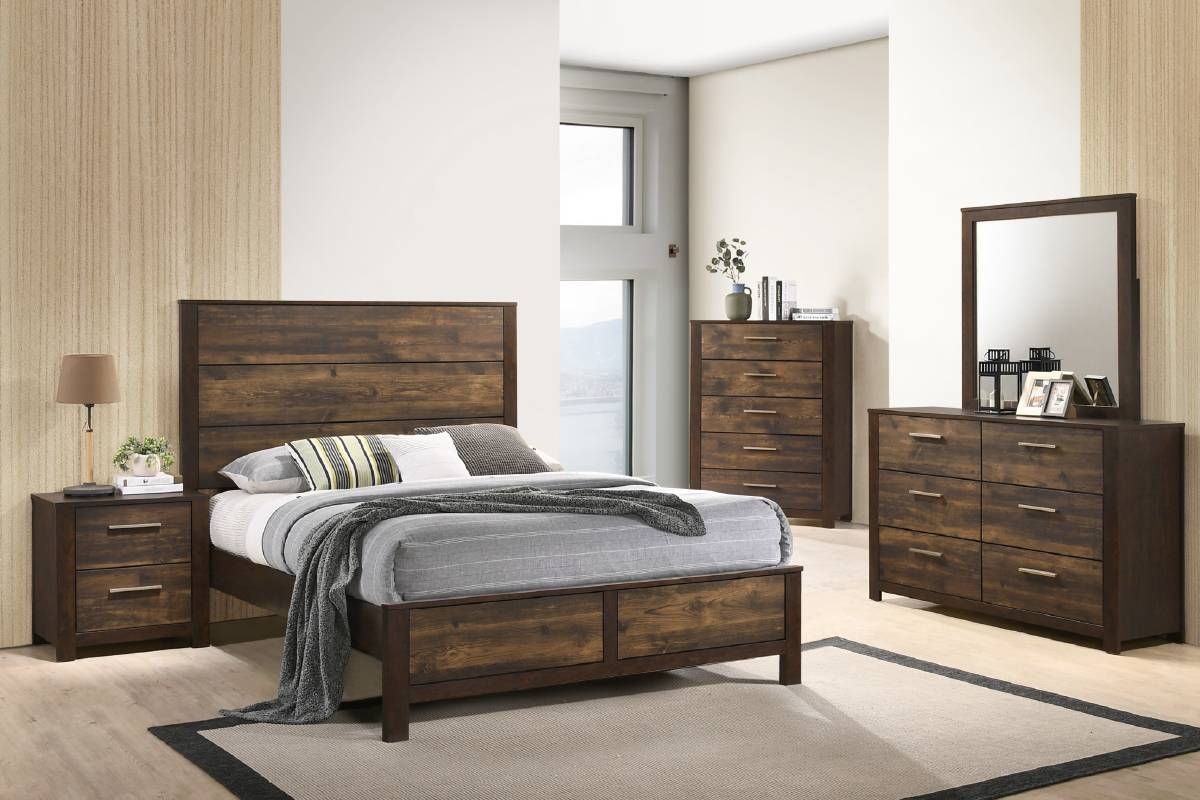 F9544Q Bedroom Queen Bed