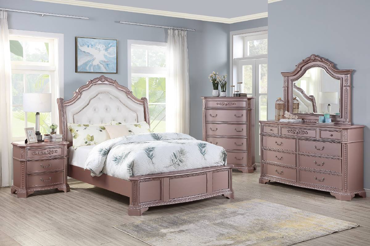 F9554Q Bedroom Queen Bed