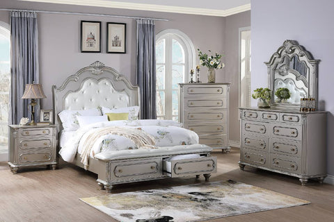 F9557Q Bedroom Queen Bed
