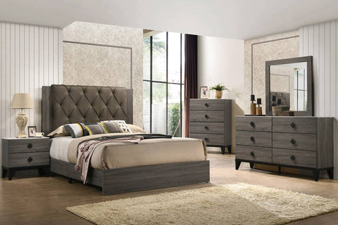 F9560CK Bedroom California King Bed