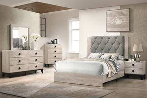 F9561EK Bedroom Eastern King Bed
