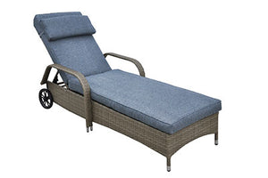 P50164 Outdoor Adjustable Lounger