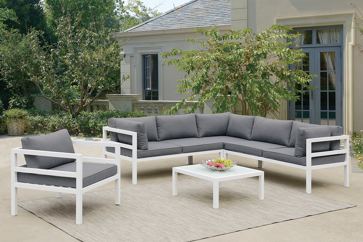 P50289 Outdoor 5-Pcs Conversation Set