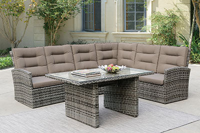 P50293 Outdoor Outdoor Sectional