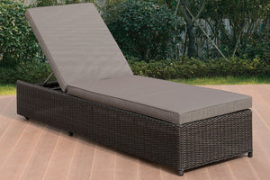 P50351 Outdoor Outdoor Adjustable Lounger