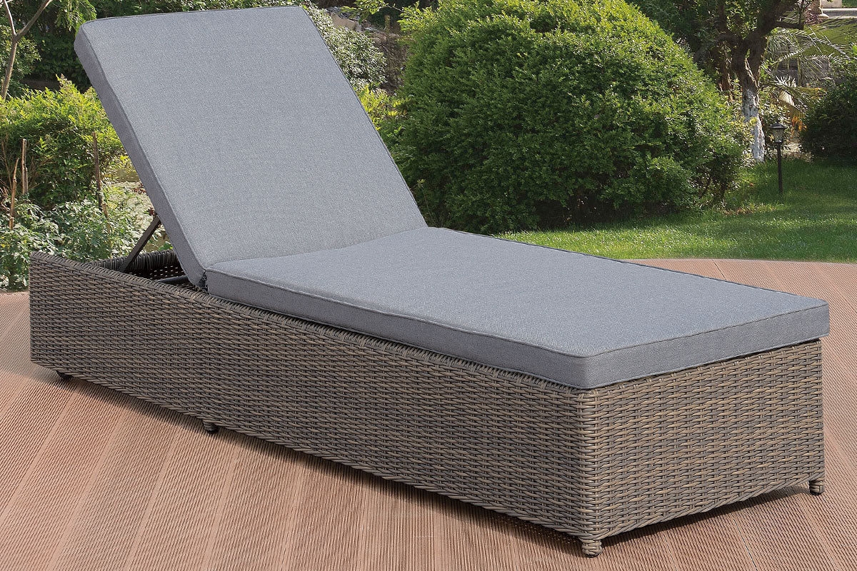 P50352 Outdoor Outdoor Adjustable Lounger