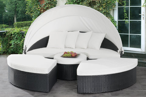 P50354 Outdoor Outdoor Lounge Bed