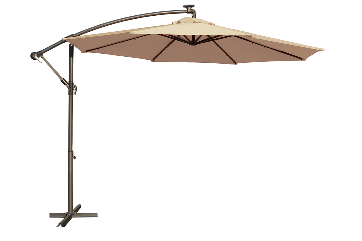 P50617 Outdoor Umbrella / LED
