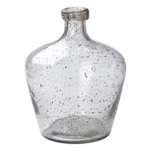Load image into Gallery viewer, Brooklyn Pebble Glass Vase - medium