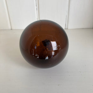 Recycled Glass Ball