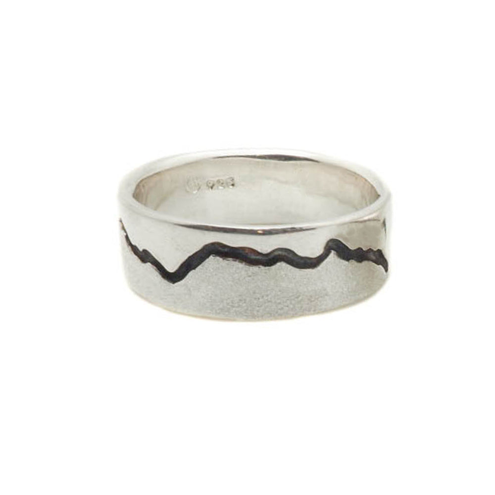 Quest University Graduation Ring 10 mm // 2021