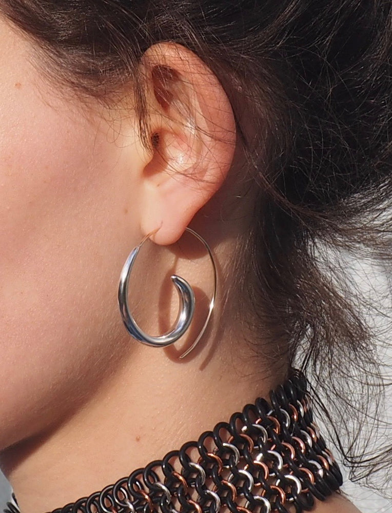 Spermatozoa Earrings