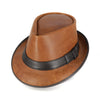 Kangaroo Leather Fedora
