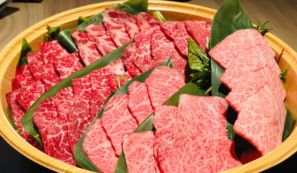 Fresh Wagyu Set (Hot Pot & BBQ)
