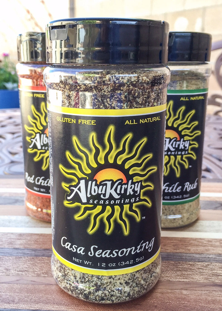 Casa Seasoning 12oz Mega Bottle