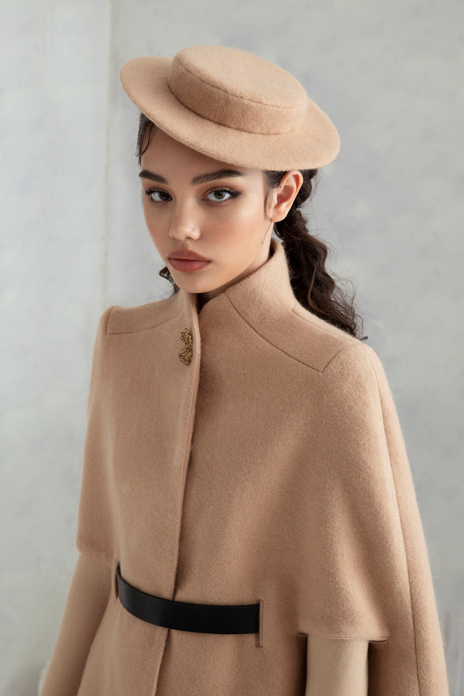 Wallis Hat Beige