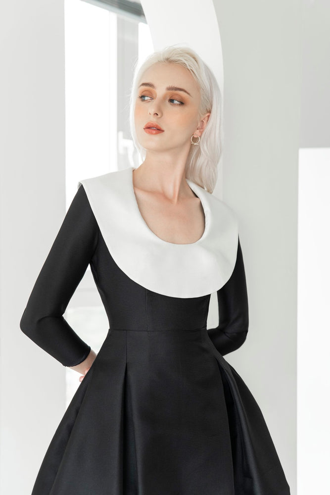 SAILOR COLLAR DRESS
