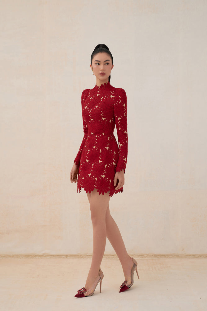 Load image into Gallery viewer, Ruby Midi Dress