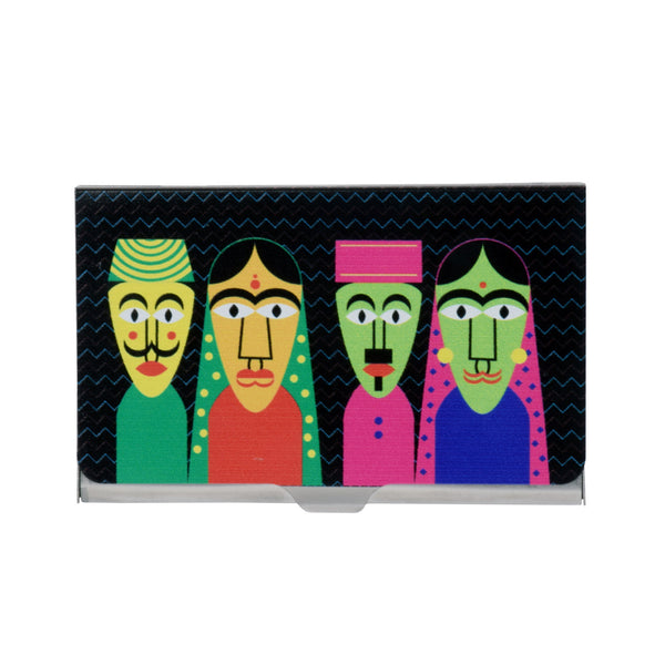 Puppet Visiting Card Holder