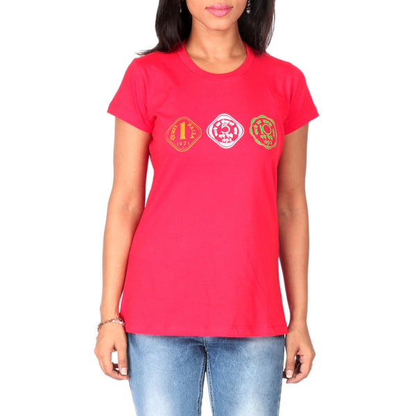 Old coin Ladies T-Shirt