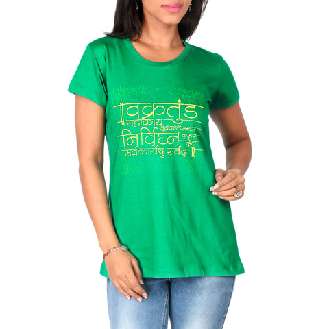 Shlok Ladies T-Shirt