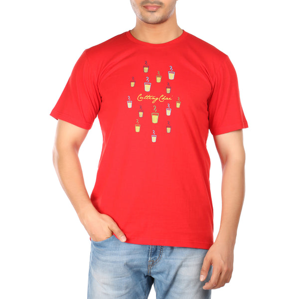 Cutting Chai Men's T-Shirt