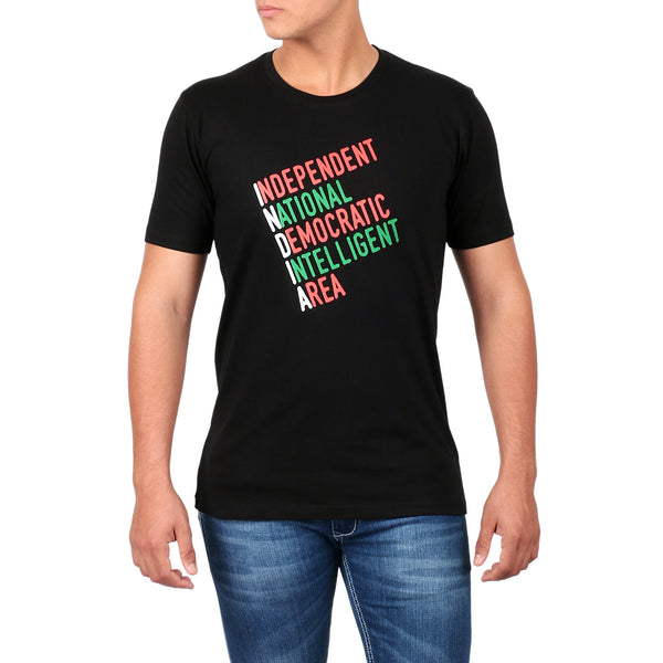 Meaning of India Men's T-Shirt