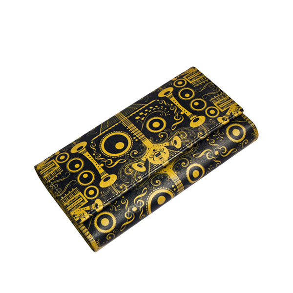 Musical Instruments Womens Clutch