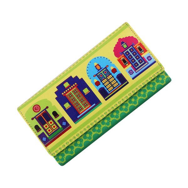 Rajasthani Door Women's Clutch