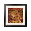 "Ancient Battle Wall Frame - 18"" x 18"""