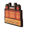 Red Fort Key Holder